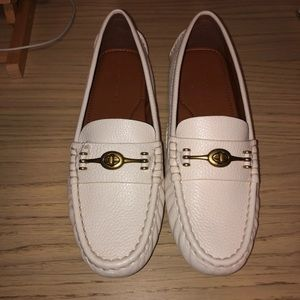 Coach crosby loafers 8.5